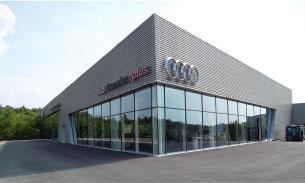 nos produits murs rideaux façade tanagra CVI menuiserie aluminium ...